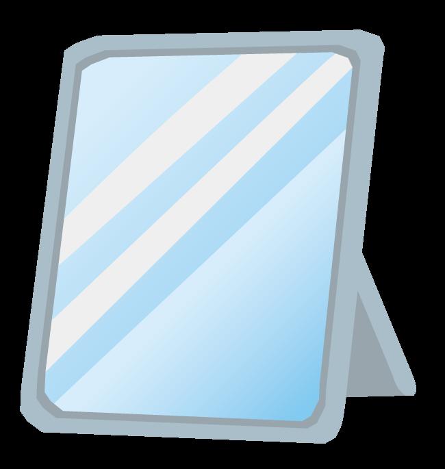 i000632_Tabletop-mirror_Silver